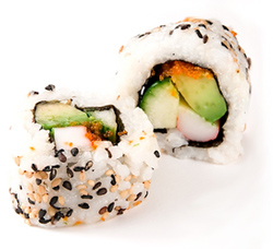California sushi roll