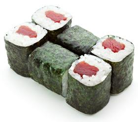Haciendo Sushi Maki en Casa
