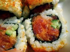 Atún picante (spicy tuna)